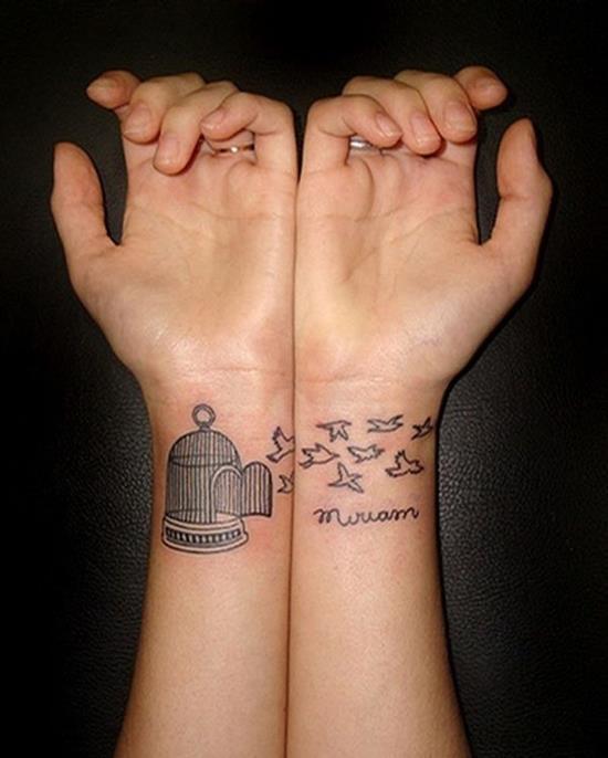 71 tatuajes a juego